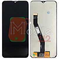 Экран (дисплей) Xiaomi Redmi 8, 8A MZB8256IN + тачскрин черный