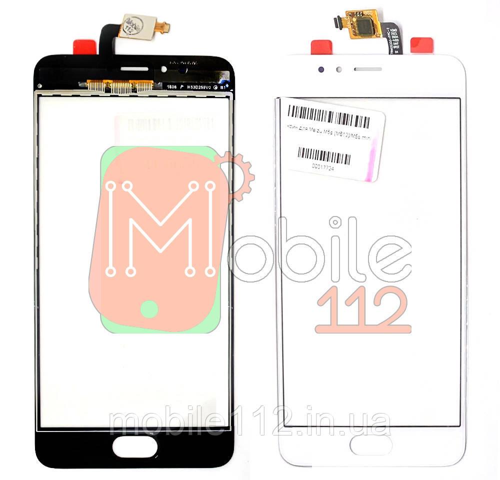 Сенсор (тачскрин)  Meizu M5s (M612)/M5s mini белый