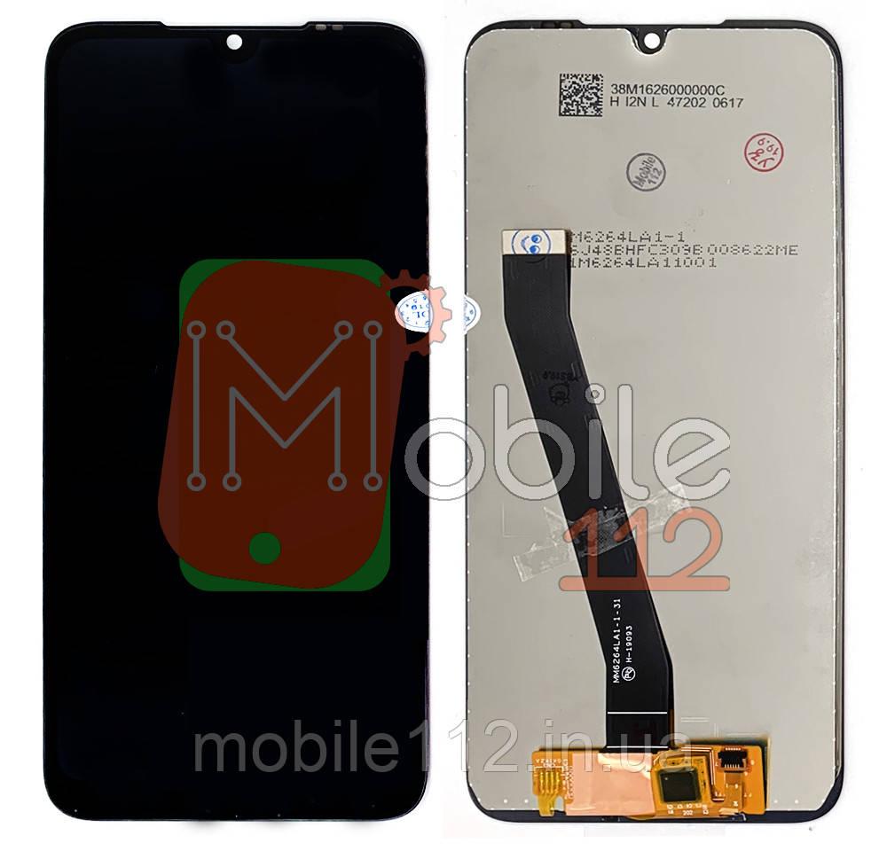 Экран (дисплей) Xiaomi Redmi 7 m1810f6lg + тачскрин черный