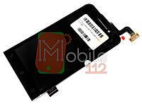 Экран (дисплей) Asus ZenFone 4 (A400CXG) + тачскрин черный