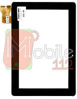 "Сенсор (тачскрин) Asus MeMO Pad Smart 10.0"" ME301T K001 ME302C K00A ME302KL K005 #5280N FPC-1 черный"