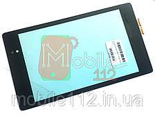 Сенсор (тачскрин) Asus Google Nexus 7 2013 ME571 черный