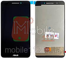 """Экран (дисплей) Asus ZenFone Go ZB690KG, ZenPad C 7.0"""" Z171KG Z170CG + тачскрин черный оригинал Китай"""