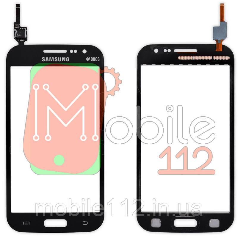Сенсор (тачскрин)  Samsung i8552 Galaxy Win серый