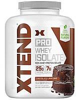 Scivation Xtend Pro Whey Isolate, 100% изолят, лучше Optimum Nutrition
