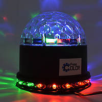 Free Color BALL 63 USB : Светодиодный прибор со звукоактивацией