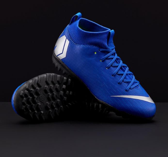 Сороконожки детские Nike Jr Superfly 6 Academy GS TF - Оригинал Eur 38