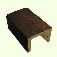Балка 13x19 см, темный модерн, Decowood