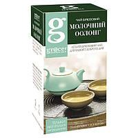 Чай Грейс Бирюзовый Молочный Оолонг (зеленый), 1.5 Г*25 ПАК. САШЕТ