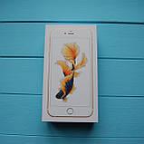 Коробка Apple iPhone 6S Plus Gold, фото 4
