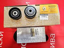 Комплект ременя генератора Renault Logan MCV 2 1.2 16V D4F (Original 7701477533)