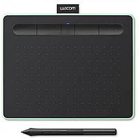 Графический планшет Wacom Intuos S Bluetooth pistachio (CTL-4100WLE-N), фото 1