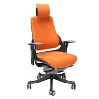 Кресло директора офисное Office4You WAU, оранжевое
