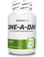Ежедневные витамины BioTech One a Day 100 tabs