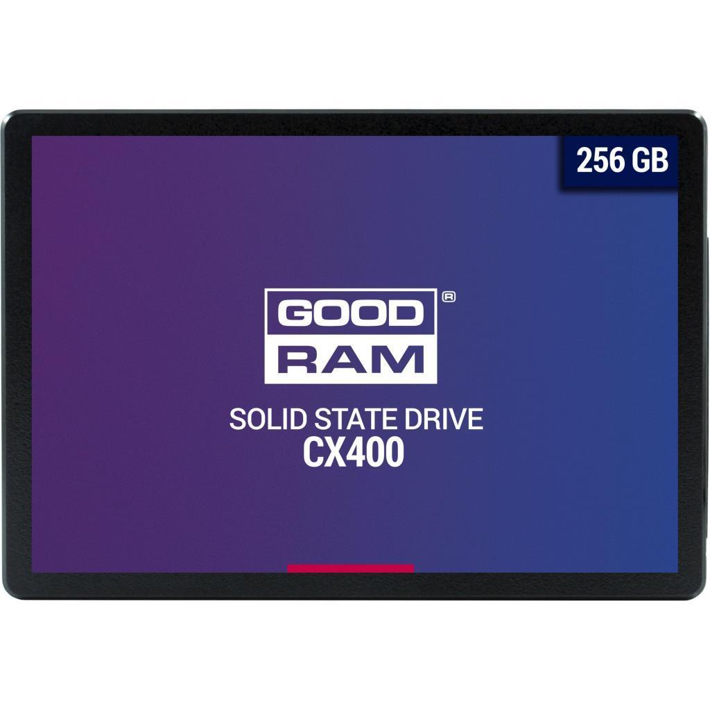 "Накопитель SSD 2.5"" 256GB GOODRAM (SSDPR-CX400-256)"