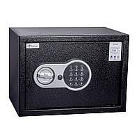 Сейф для офиса и дома Ferocon (Ферокон) 200х310х200мм с взломостойким электронным замком