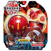 Дека Бакуган Драгоноид Bakugan Deka Dragonoid Spin Master, фото 1