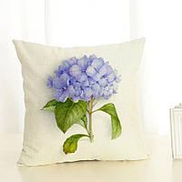 Наволочка на декоративную подушку (диванная подушка 45см х 45см + 50 грн) 115111п