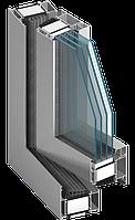 Оконно дверная система с наивысшей степенью термической изоляцииMB-104 PASSIVE, фото 1