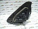 Зеркало заднего вида правое Mazda 323P BA 1994-1997г.в. хетчбек черное механическое, фото 3