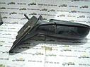 Зеркало заднего вида правое Mazda 323P BA 1994-1997г.в. хетчбек черное механическое, фото 4