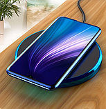Магнітний метал чохол FULL GLASS 360° для Xiaomi Redmi Note 8 Pro /, фото 10