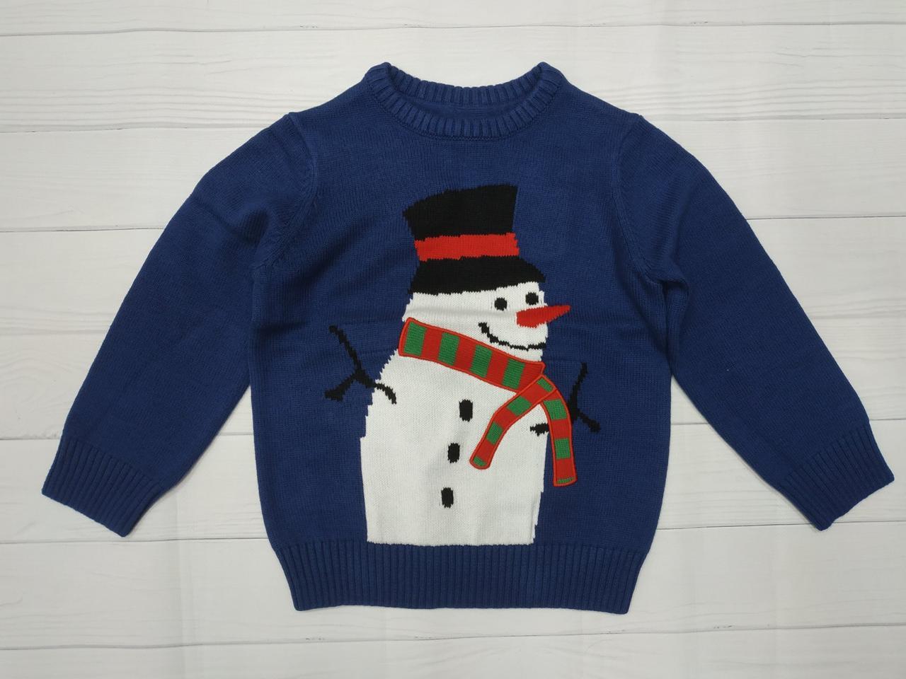 Новогодний свитер для мальчика C&A Германия Размер 110, 116