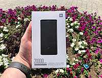 Оригинал Xiaomi Mi Power Bank 3 Pro 20000 mAh 45W QC3.0/4.0+,  PD 3.0. Black. Гарантия 1 год