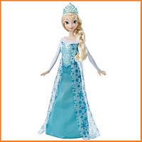 Кукла Эльза - Снежная королева Холодное сердце / Elsa Frozen Disney (Mattel®)