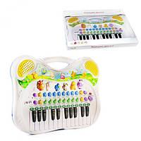 Детское пианино Поющие друзья genio kids pk39fy