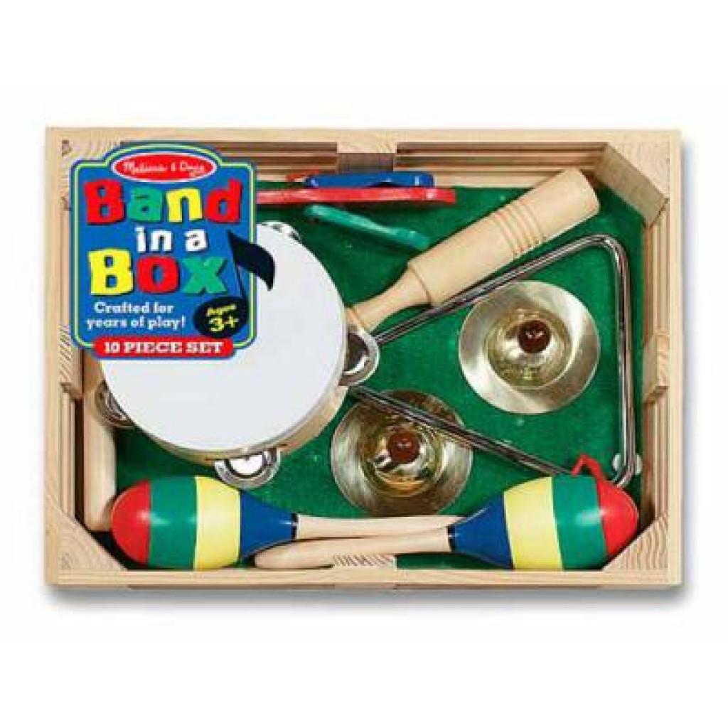 Музыкальная игрушка Melissa&Doug Набор (MD488)