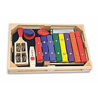 Музыкальная игрушка Melissa&Doug Набор начинающего музыканта (MD1318)