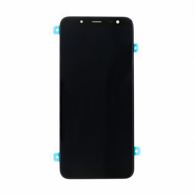 Дисплей на Samsung J600 Galaxy J6 Чёрный(Black),GH97-21931A, Super AMOLED