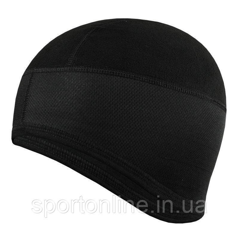 Спортивная термо шапка с мембраной Radical Tactic черная