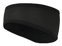 Спортивная повязка утеплённая с мембраной Radical Screw черная, фото 1