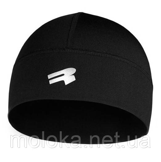 Термо шапка спортивная зимняя Radical Phantom, чёрный