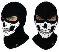 Балаклава подшлемник Radical Subscull S4 черный Череп с улыбкой