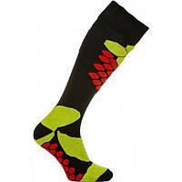 Термо носки для беговых лыж FILMAR FACTORY SKI RACING, черные с рисунком 2, PRO, фото 1