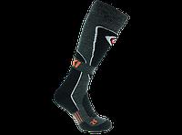 Термо носки горнолыжные, сноубордические FILMAR FACTORY SKI PROFESSIONAL, черный, серые вставки, PRO, фото 1