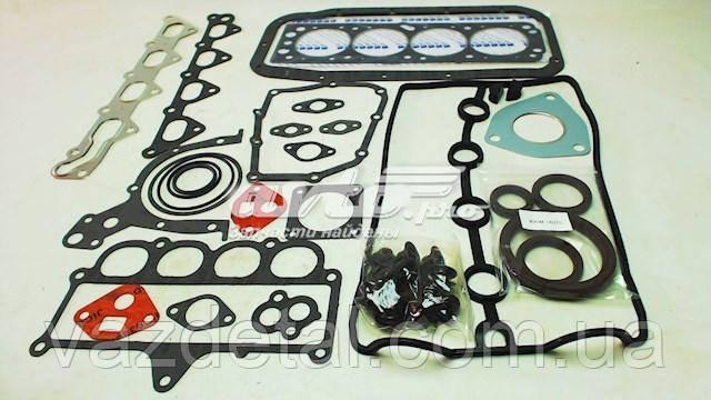 Прокладки двигателя полный Lanos 1,5 + сальники (Parts-Mall)