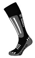 Детские лыжные термо носки зимние Radical Extreme Line, серые с черным, фото 1