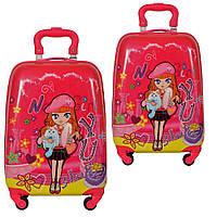Детский чемодан  2в1, фото 1