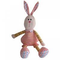 Мягкая игрушка Family-Fun семья Конфеттюшек - Зайчонок Спотти 18 см