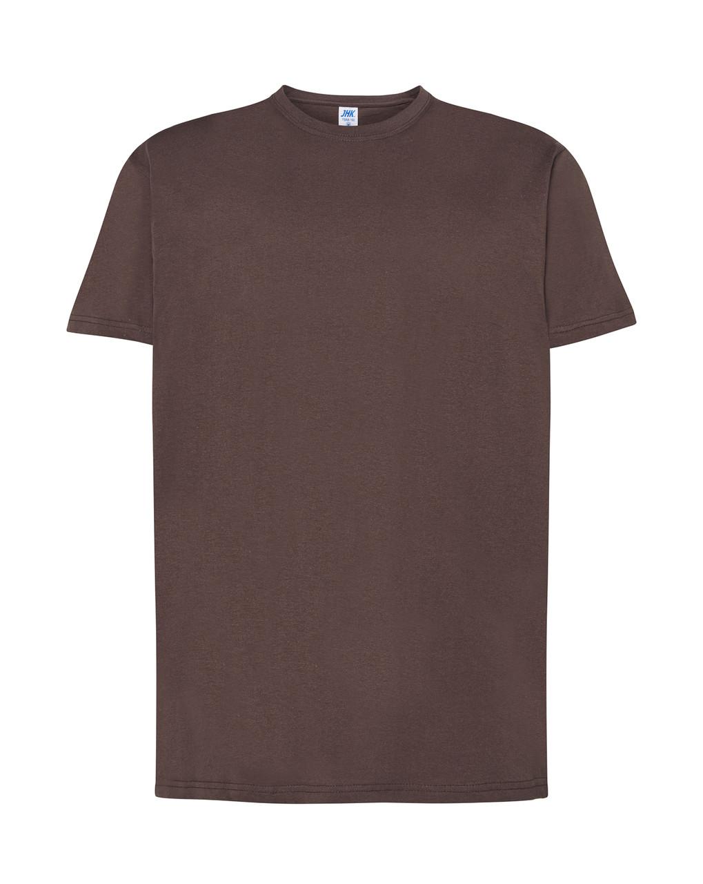 Мужская футболка JHK REGULAR PREMIUM T-SHIRT цвет серый (GF)