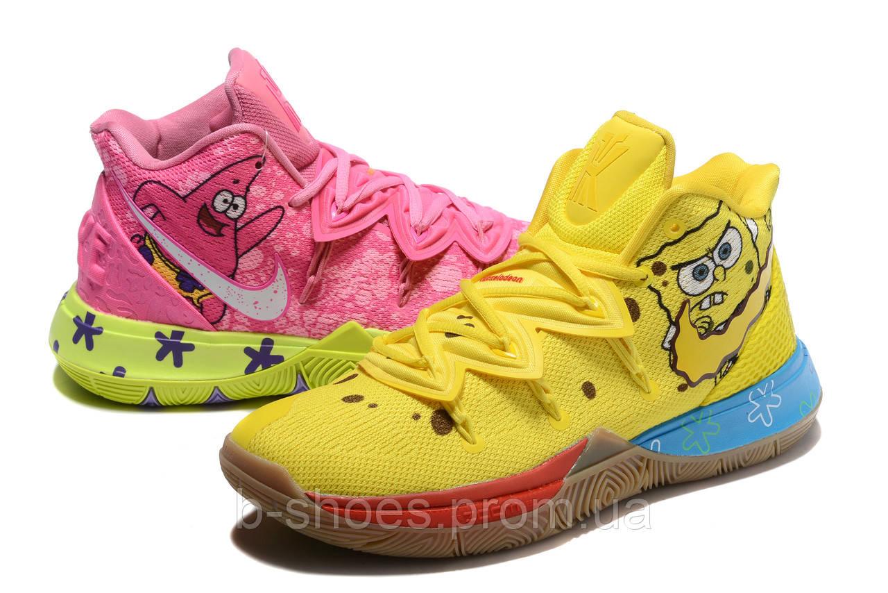Мужские Баскетбольные кроссовки Nike Kyrie 5(Multicolor)