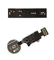 Шлейф кнопки меню (home flat cable) для Apple iPhone 7 | 7+ | 8 | 8+ работает по Bluetooth (Розовое золото)