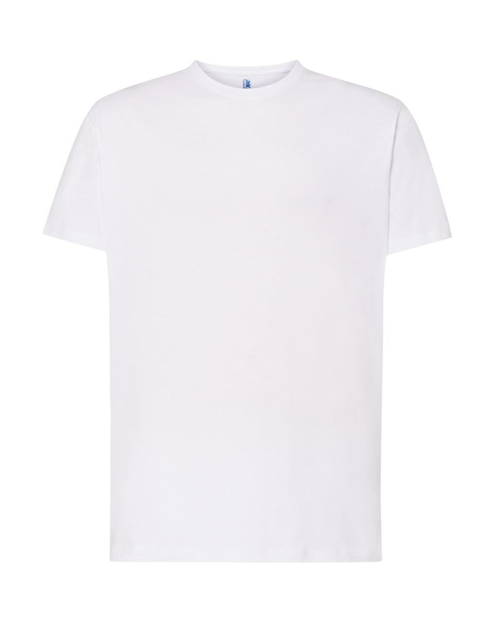 Мужская футболка JHK REGULAR PREMIUM T-SHIRT цвет белый (WH)