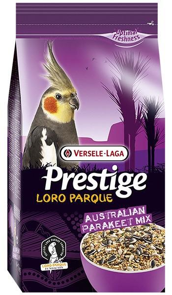 Корм для папуг Versele-Laga Prestige Loro Parque Australian Parakeet Mix 1 кг