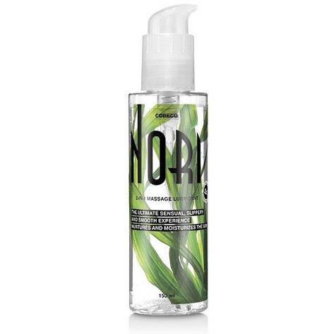 2 в 1 Интимная смазка и гель для массажа Nori (150ml) Massage & Lubricant, фото 2