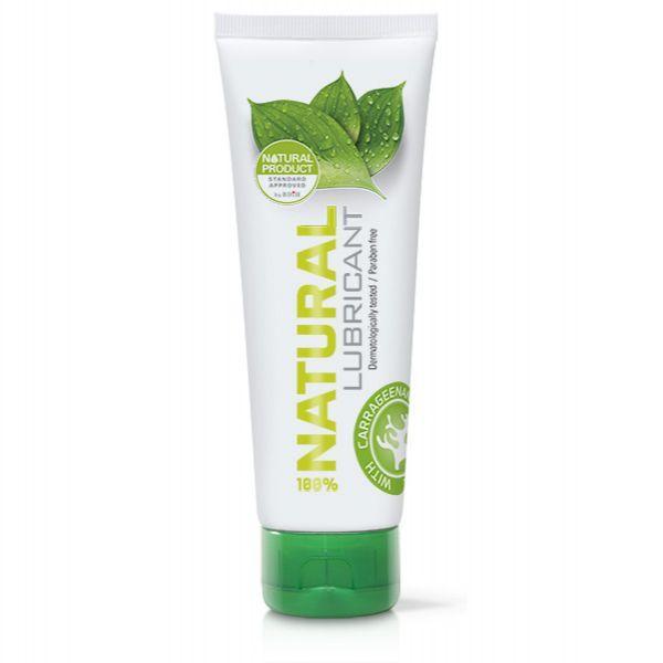 Веганская смазка 100% natural lubricant (125ml)